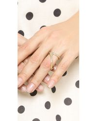 Vita Fede | Metallic Esposti Ring - Gold | Lyst
