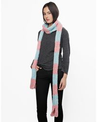 Wool And The Gang | Multicolor Giles Stripy Scarface | Lyst