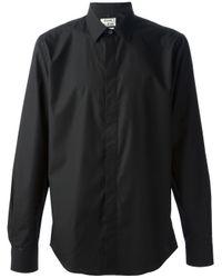 Acne Studios | Black 'Viktor Pop' Shirt for Men | Lyst