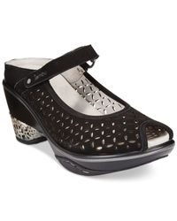 Jambu | Black Women's Journey Encore Slip-on Wedges | Lyst