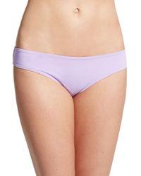 Prism - Purple Essaouira Bikini Bottom - Lyst