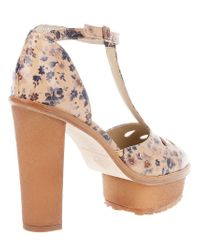 Opening Ceremony   Natural 'chantal' Shoes   Lyst