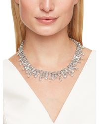 Kate Spade | Metallic Catching Light Necklace | Lyst