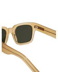 Marni - Natural Mens Squared Sunglasses for Men - Lyst