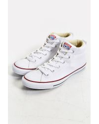Converse | White Chuck Taylor All Star Street Sneaker for Men | Lyst