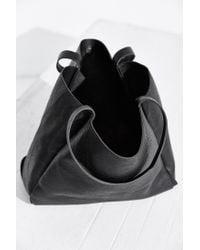Silence + Noise | Black Modern Tote Bag | Lyst