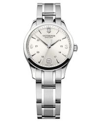 Victorinox | Metallic 'alliance' Bracelet Watch | Lyst