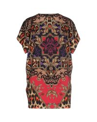 Just Cavalli - Multicolor T-shirt - Lyst