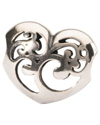Trollbeads | Metallic Caring Light Bead | Lyst