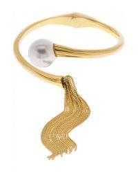 Ca&Lou | Metallic Inez Bracelet | Lyst