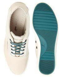 Alexander McQueen X Puma - White Deck Lo Trainers for Men - Lyst