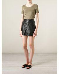 Étoile Isabel Marant - Green 'Flint' T-Shirt - Lyst