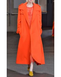Preen By Thornton Bregazzi | Red Vega Dress | Lyst