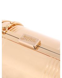 Jean Paul Gaultier - Metallic Rose Gold Plated Can Clutch - Lyst
