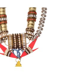 Erickson Beamon | Multicolor Memphis Necklace | Lyst