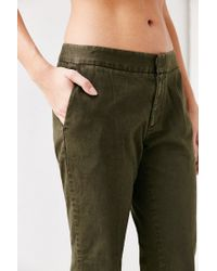 BDG - Green Heston Chino Pant - Lyst