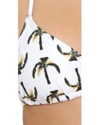 Suboo - Multicolor Life's Peachy String Bikini Top - Multi - Lyst