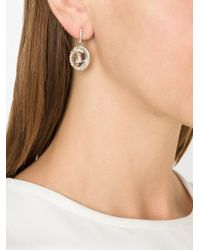 Kimberly Mcdonald | Metallic Quartz Drop Earrings | Lyst