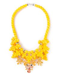 EK Thongprasert - Yellow Silicone Necklace - Lyst