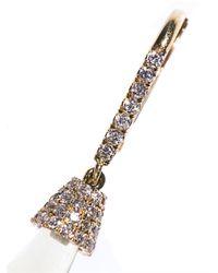 Susan Foster | Yellow Diamond, Lemon Quartz & Gold Earrings | Lyst