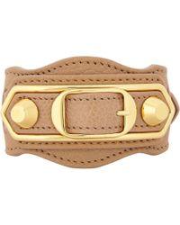 Balenciaga - Natural Ligne Classic Bracelet - Lyst