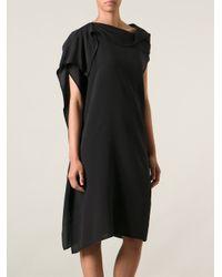 Acne Studios - Black Nightly Dress - Lyst