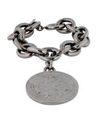 Givenchy | Gray Bracelet | Lyst