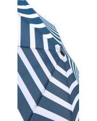 Madewell | Blue Rainy Day Umbrella | Lyst