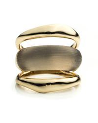 Alexis Bittar | Metallic Gold Orbital Ring You Might Also Like | Lyst