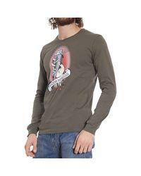 Frankie Morello - Brown T-shirt for Men - Lyst