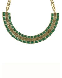 House of Harlow 1960 | Metallic Dynasty Collar Necklace | Lyst