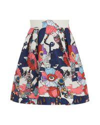 Mary Katrantzou | Multicolor Algernon Print Skirt | Lyst