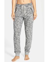 Honeydew Intimates | Gray Space Dye Terry Lounge Pants | Lyst