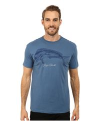 Jack O'neill - Blue Rooster Short Sleeve Screen Tee for Men - Lyst