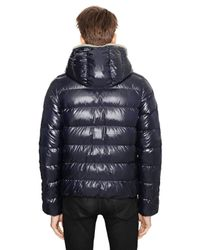 Duvetica | Blue Dionisio Nylon Down Jacket for Men | Lyst