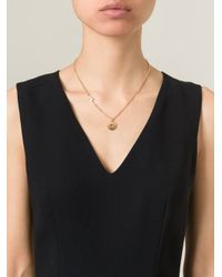 Marc By Marc Jacobs | Metallic 'New Classic Star' Pendant Necklace | Lyst