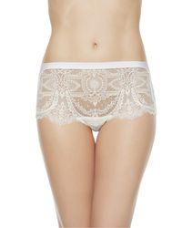 La Perla   White Shorts   Lyst