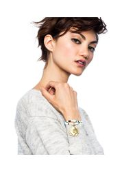 Lulu Frost | Metallic *new* Lf X Hwtf Custom Traveler Bracelet | Lyst