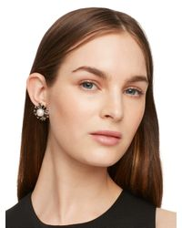 kate spade new york | Multicolor Kate Spade Statement Studs | Lyst