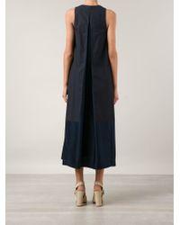 Acne Studios - Blue 'Caron' Dress - Lyst