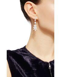 Nina Runsdorf - Multicolor Lightning Ridge Opal Earrings - Lyst