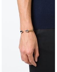 Vita Fede | Metallic 'titan' Bracelet for Men | Lyst