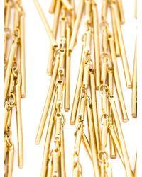 Rosantica | Metallic Cascade Necklace | Lyst