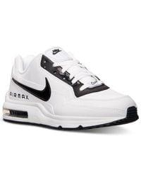 Nike | White Men'S Air Max Ltd 3 Running Sneakers From Finish Line for Men | Lyst