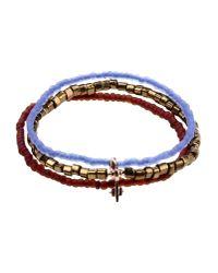 Luis Morais - Brown Bracelet - Lyst