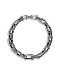 David Yurman - Blue Sky Small Link Bracelet for Men - Lyst