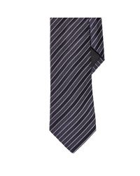 Ralph Lauren Black Label | Blue Striped Silk Tie for Men | Lyst