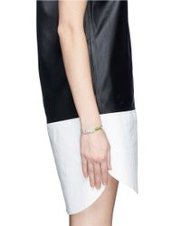 Venessa Arizaga - Multicolor 'Sweet Pea' Bracelet - Lyst