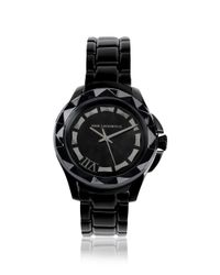 Karl Lagerfeld   Karl 7 30 Mm Black Ip Stainless Steel Women's Watch   Lyst