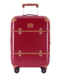 Bric's | Red 'bellagio' Rolling Carry-on for Men | Lyst